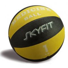 Медицинский мяч 1кг - SKYFIT