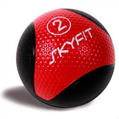 Медицинский мяч 2кг - SKYFIT