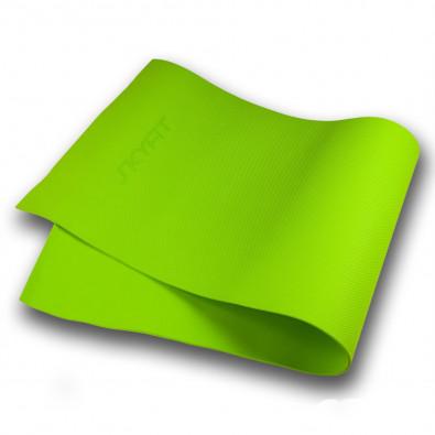Коврик для йоги SKYFIT Зеленый