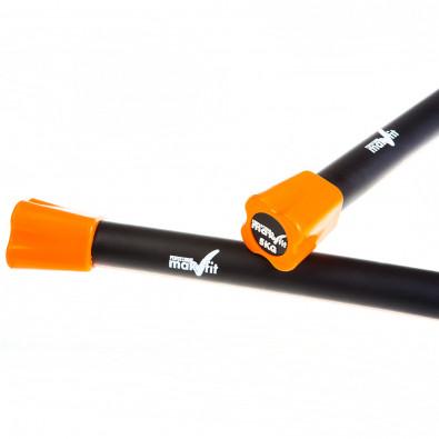 Гимнастическая палка (бодибар) MAKFIT– 5 кг.
