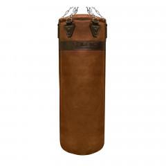 Боксерский мешок из нат. кожи 100х35 см