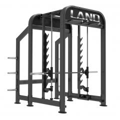 Профессиональный тренажер 3D Машина Смита LS-022