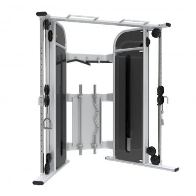 Профессиональный тренажер APEX Двойная регулируемая тяга LS-027 Proven Quality
