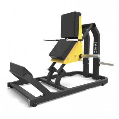 Профессиональный тренажер  Гакк-присед/икроножные сидя  APEX AP-6068