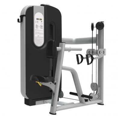 Профессиональный тренажер Тяга с упором в грудь (Low Row) LDGL-7080