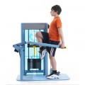 Тренажер для подростков Для задней/передней поверхности бедра AT09