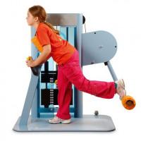 Тренажер для подростков  Отведение ноги (ягодицы) AT08