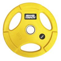 Олимпийский обрезиненный диск 15 кг. WP074