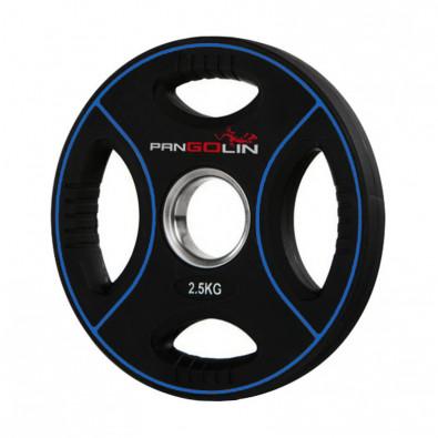 Олимпийский полиуретановый диск 2,5 кг. WP012PU