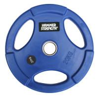 Олимпийский обрезиненный диск 20кг. WP074