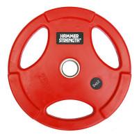 Олимпийский обрезиненный диск 25кг. WP074