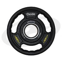 Черный олимпийский полиуретановый диск 1,25 кг. OWP02