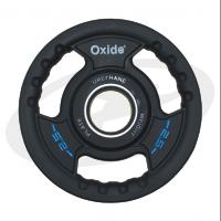 Черный олимпийский полиуретановый диск 2.5 кг. OWP02