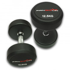 Гантели обрезиненные круглые от 2.5 до 25 кг DB145B