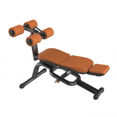 Скамья регулируемая для пресса LD-7015 Land Fitness