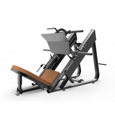 Профессиональный тренажер Жим ногами 45 градусов LD-9056T Land Fitness Proven Quality