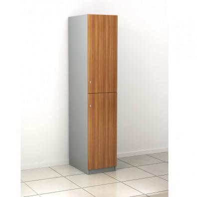 Двухдверный шкаф AP 2