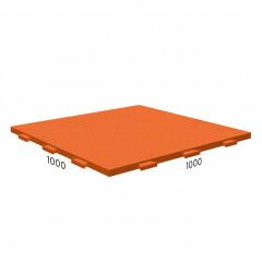 Резиновая плитка Rubblex Sport Active 1000x1000x30 мм