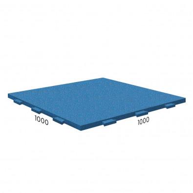 Резиновая плитка Rubblex Sport Active 1000x1000x40 мм