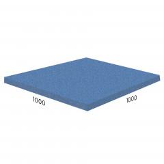 Резиновая плитка Rubblex Sport 1000x1000x8 мм