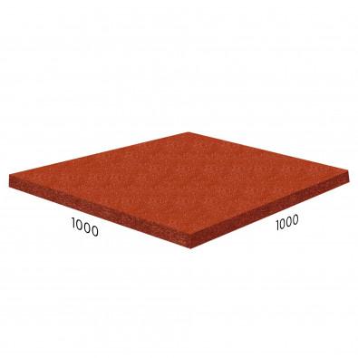 Резиновая плитка Rubblex Sport 1000x1000x20 мм