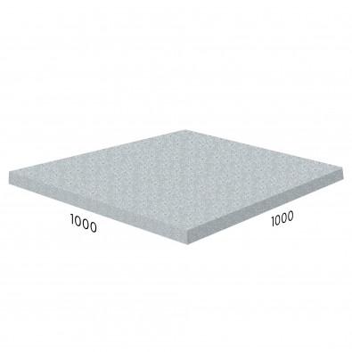 Резиновая плитка Rubblex Sport 1000x1000x40 мм
