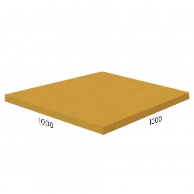 Резиновая плитка Rubblex Sport 1000x1000x6 мм