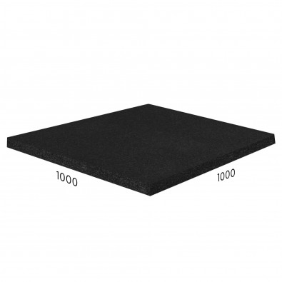 Резиновая плитка Rubblex Sport 1000x1000x30 мм